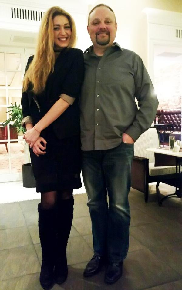 Jason and Anastasiya