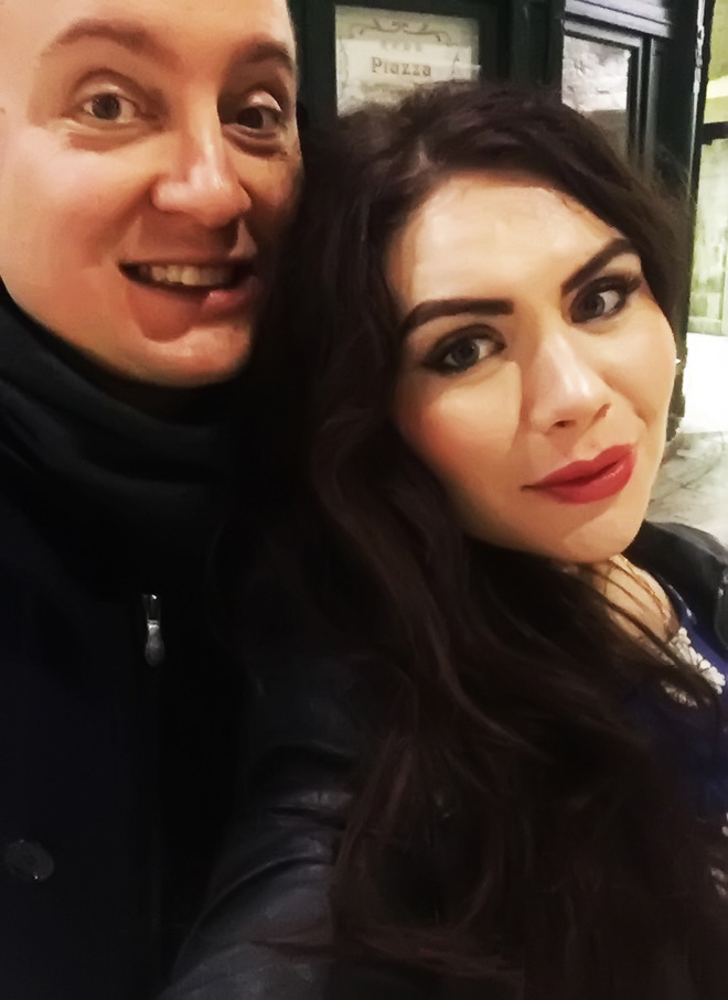 Jay and Alexandra